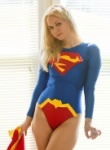 Alisa Kiss super girl