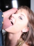 Amateur Allure Kimberly fuck and suck