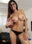 BangBros Mia Khalifa Monsters Of Cock