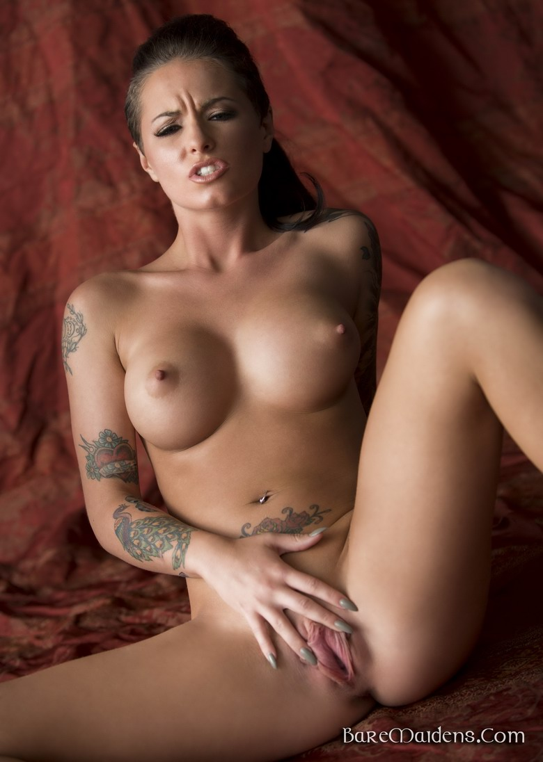 naked christy