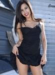Bella Quinn Black Lacy Dress