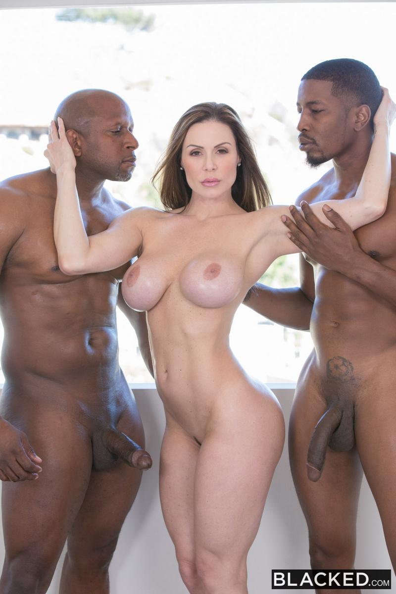 Blacked fitness babe kendra lust loves huge black cock 3