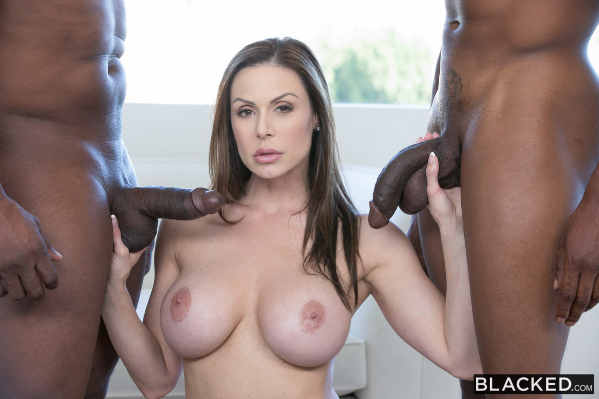 3way porn threesome for newbie actor with hot blonde amp pe Part 6 6
