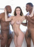 Blacked Kendra Lust IR Threesome