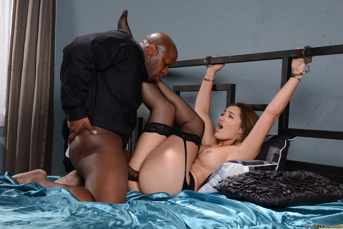 Milf Slave Is Cuffed And Forced To Give Oral Pleasure, Free Porn