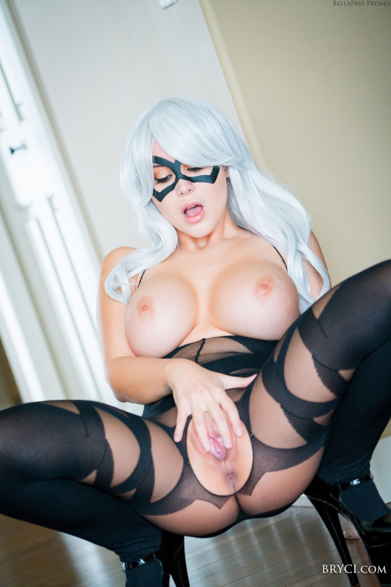 Bryci cosplay Blackest Cat  Cam Whores  The Best Cam