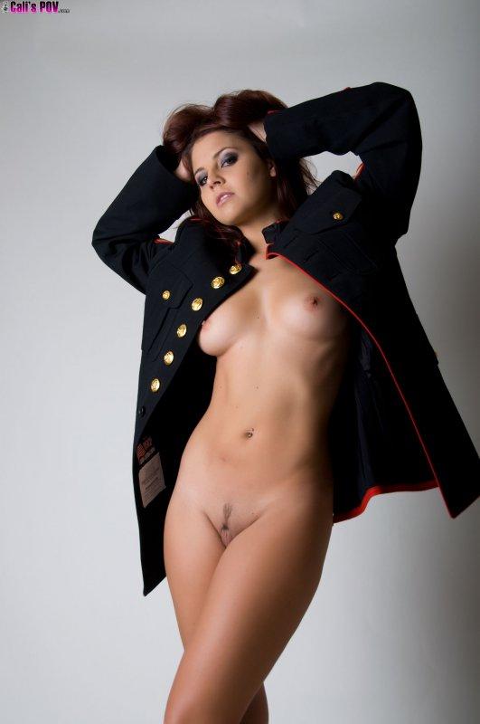 female marines get naked