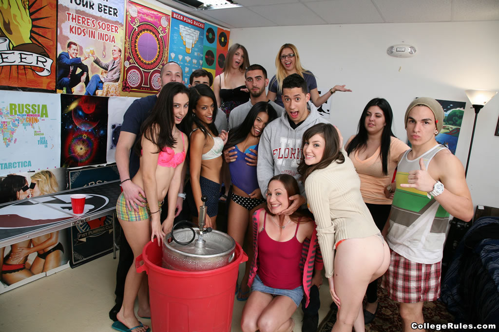 crazy college party - College Rules Crazy College Party #1 ...