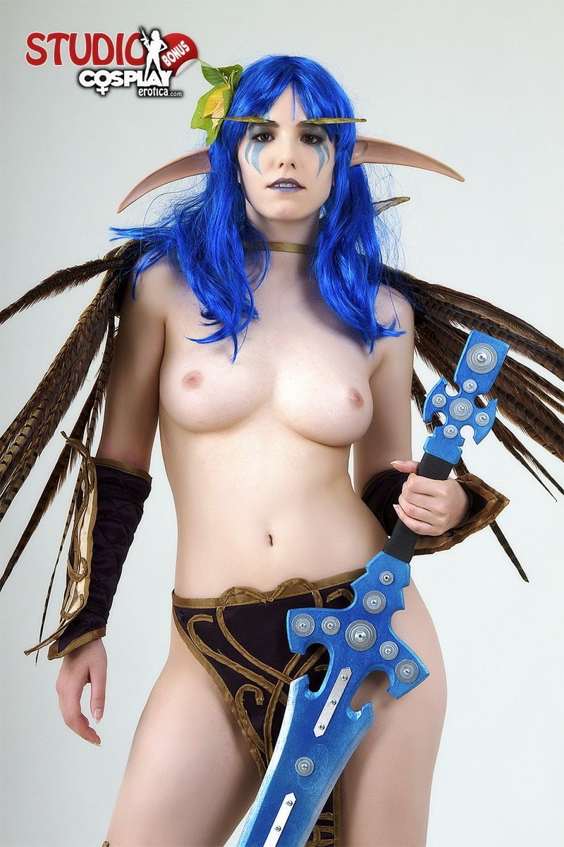 Adult cosplay nude