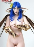 Cosplay Erotica Sexy Wings