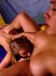 Crazy College GFs Bounce and Lick
