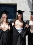 Crazy College GFS Graduation Day