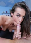 Crazy College GFs Stretch Position