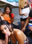 Dare Dorm Bubble Party