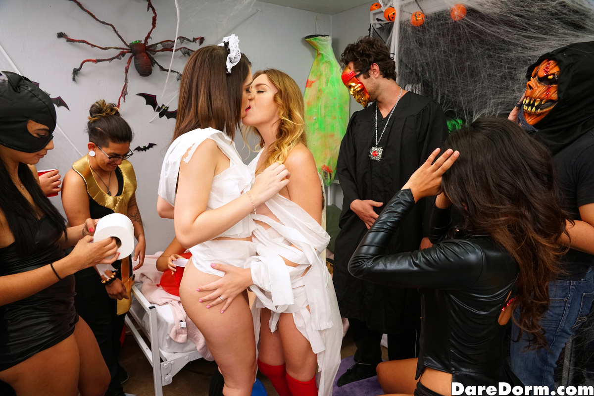 Preview 3 Of Daredorm - Halloween Party