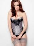 Elizabeth Marxs Sexy Lingerie