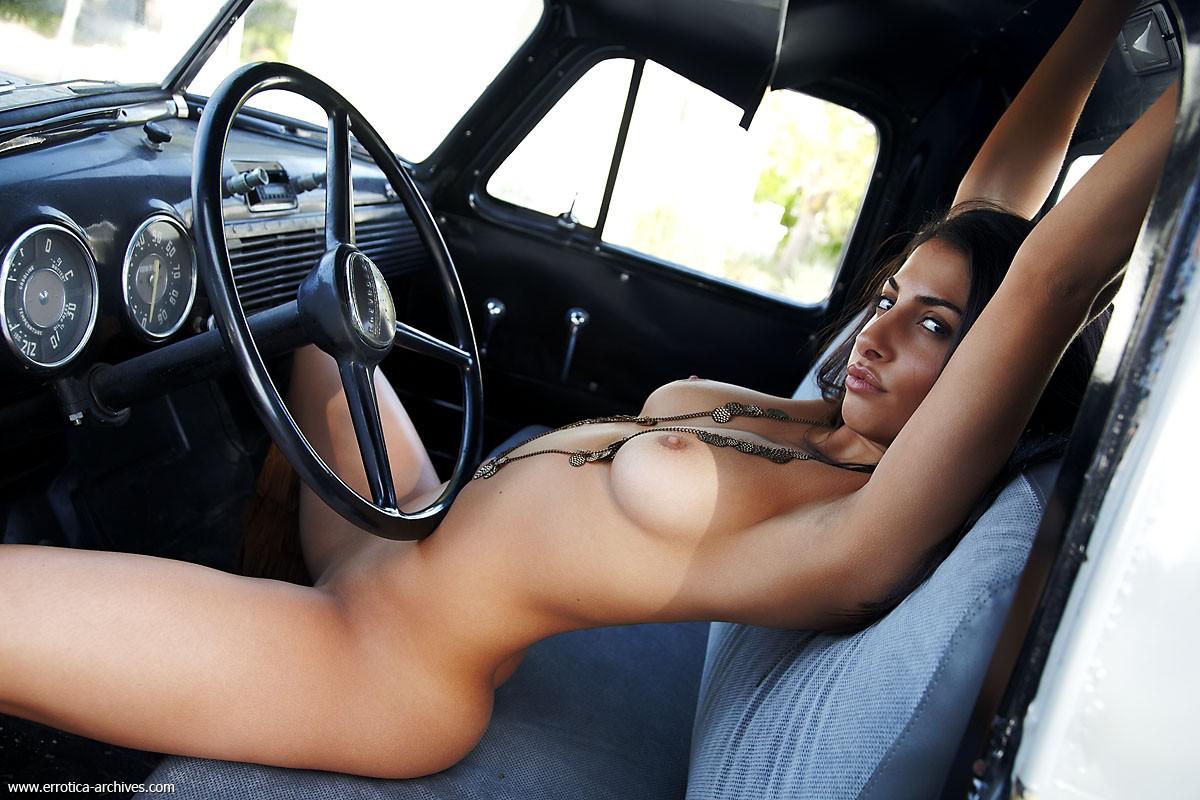 Truck porno