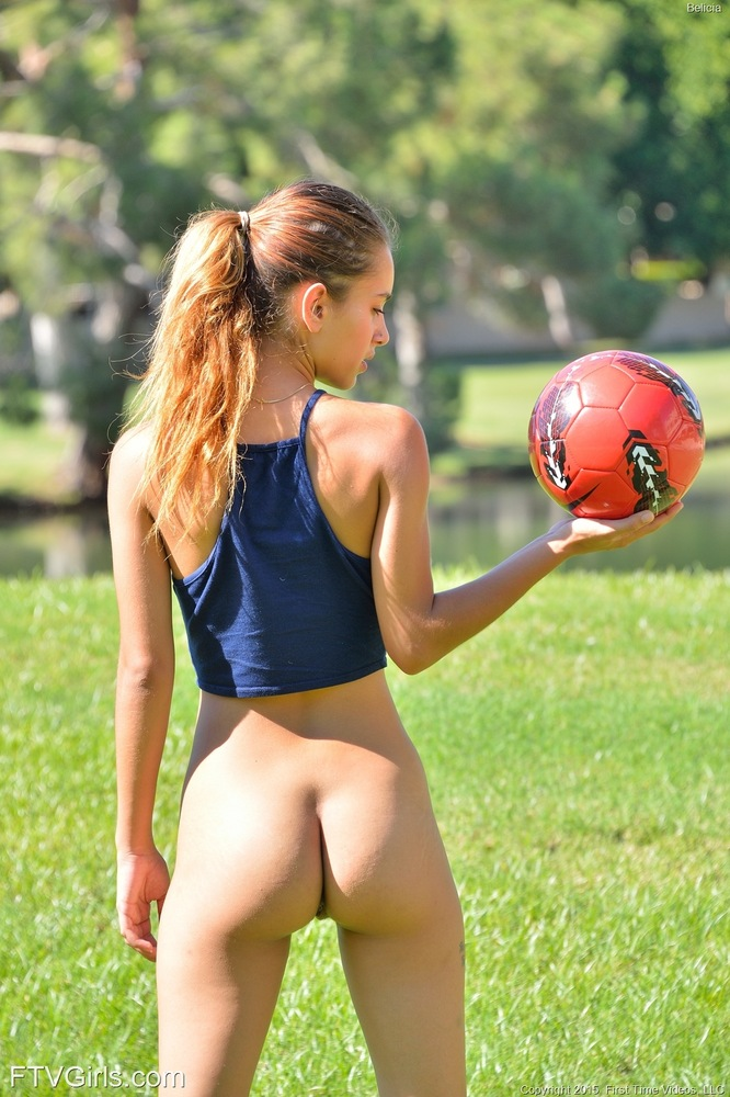 Apologise, but Belicia ftv soccer player opinion you