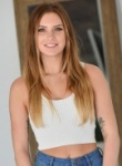 FTV Girls introduces you to summer this stunning beauty with her petite body and small boobd shows off her naked body