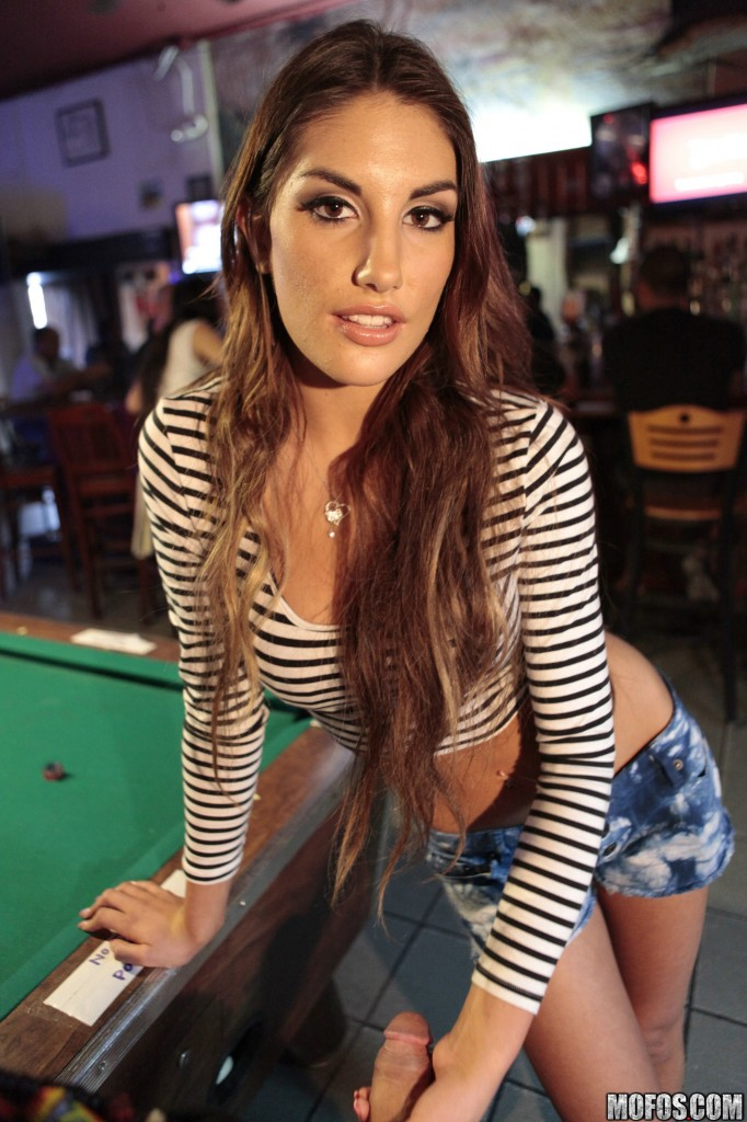 i know that girl august ames