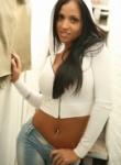 Janessa Brazil white hoody