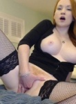 Lucy OHara Pussy Fingering