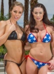 Naughty America Nicole and Kendra