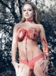 Nikki Sims Halloween 2016