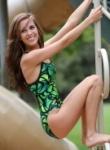 Swimsuit Heaven Kelly Green Speedo