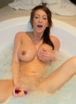 Talia Shepard Bathtub Fun
