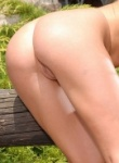 Teen Models sweet blonde ass