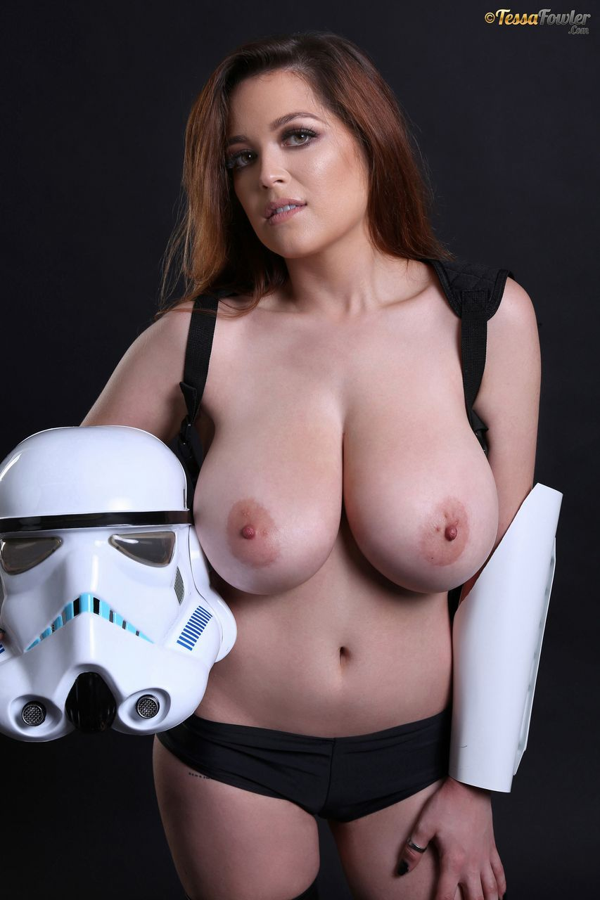 cosplay porn massive boobs