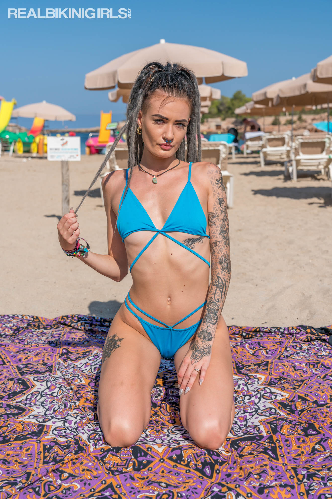 huge granny tits topless