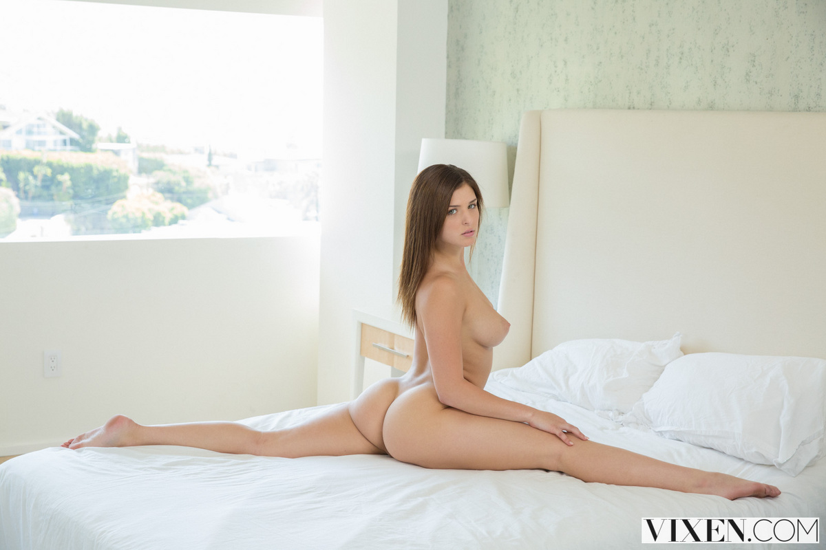 A young girl in stockings fuck hard 6