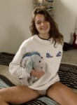 Zishy Gaby Mueller Pics as this teen beauty shows off her naughty body