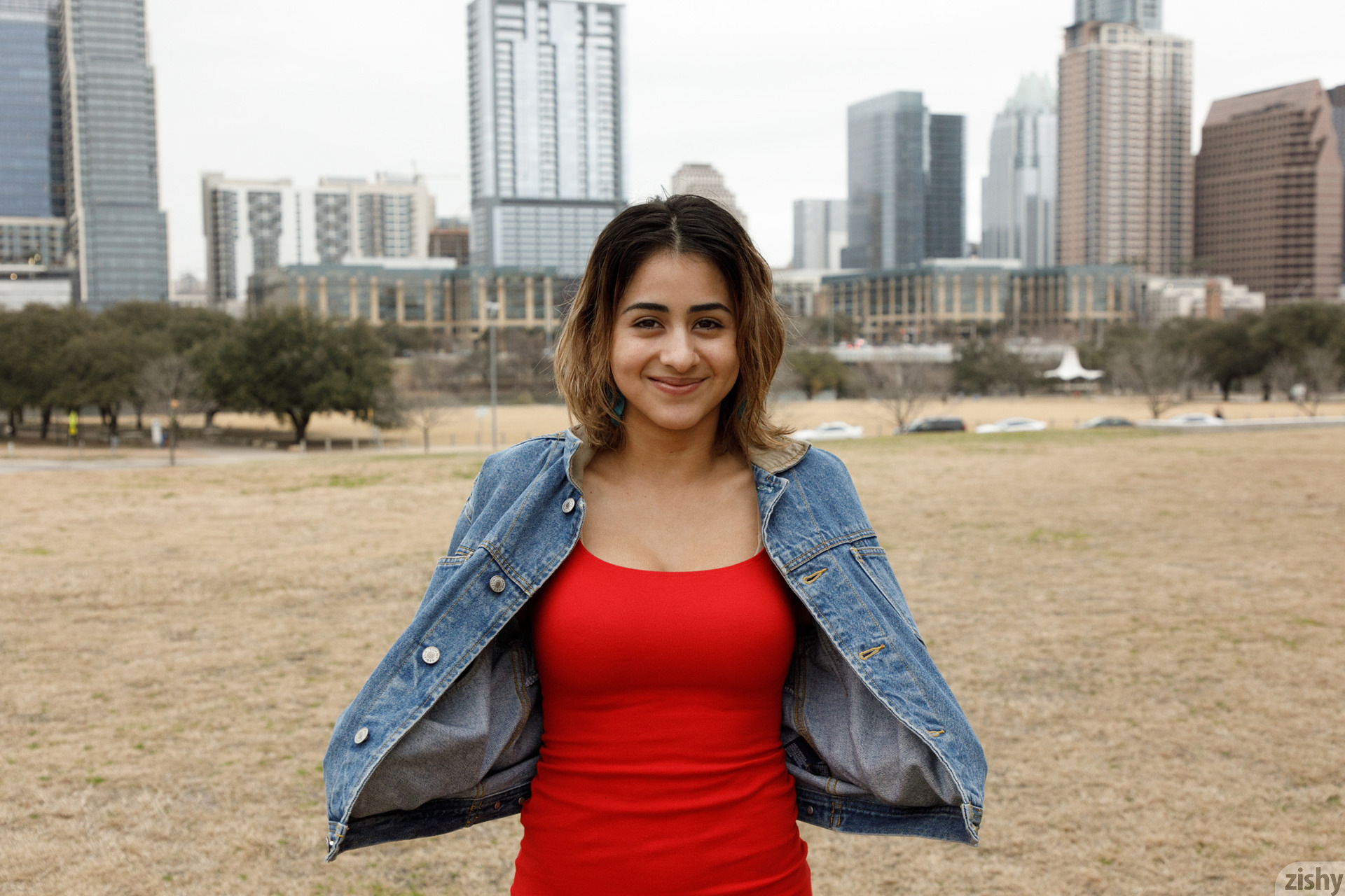 Zishy Mia Valentine @ GirlzNation.com